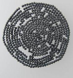 Anna Wallis - Dendrochronology brooch - Sterling silver