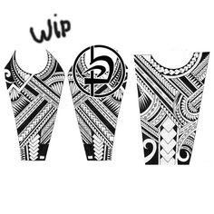 Create a full leg Polynesian tattoo, I will be putting on my body next wednesday. Polynesian Tattoo Sleeve, Maori Tattoo Arm, Tribal Lion Tattoo, Mandala Wrist Tattoo, Tiger Tattoo Sleeve, Tribal Forearm Tattoos, Polynesian Tribal Tattoos, Sak Yant Tattoo, Full Sleeve Tattoo Design