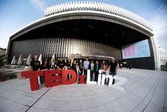 Конференция TEDx ищет инновационные идеи в музыкальном театре Opera House, Building, Travel, Life, Voyage, Buildings, Viajes, Traveling, Trips