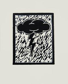 """andrea mattiello """"il mio umore ora""""    adigrafia su cartone vegetale cm 20x25  tir. da 1/9 a 9/9; 2012"""