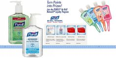 JustAddCoffee- The Homeschool Coupon Mom : Purell Loyalty Program {Sign Up Now For 2016}  Cas...