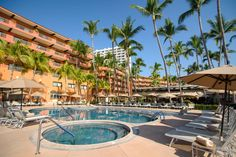 An amazing deal for the ultimate vacation to Puerto Vallarta, this deal won't last long, so book the ultimate vacation now! Puerto Vallarta, Resort Spa, Beach Resorts, Hotel Offers, Villa, In This Moment, Vacation, Mansions, Live