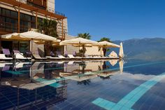 Surrounded by Gentle Hills and Olive Trees: Lefay Resort, Lake Garda http://www.stylehotelsweb.com/hotel/italy/garda-lake/gargnano/lefay-resort-spa