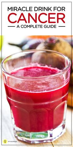 Apple, Beetroot, and Carrot, and it is making waves as a cancer-fighting drink. According to reports, this drink can kill cancer cells.
