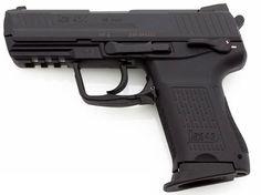 Heckler & Koch HK45C Compact (V1) 45 ACP Pistol