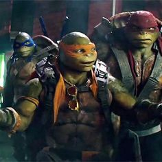 Hot: Watch the new Teenage Mutant Ninja Turtles: Out of the Shadows trailer
