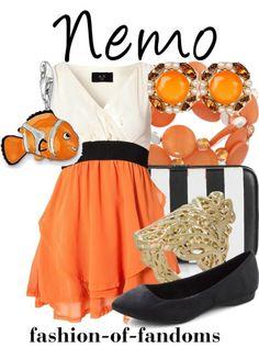 Nemo <- buy it there! Dress #1 | Fandom Fashion