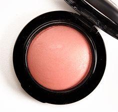 "MAC Mineralize Blush ""New Romance"" -- such a gorgeous color!"