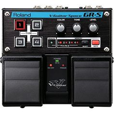 Roland GRS VGuitar Space Pedal *** More info could be found at the image url.Note:It is affiliate link to Amazon. #ilu