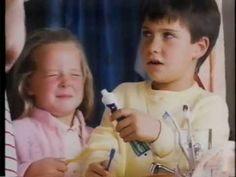 Aim Toothpaste Australian TV ad 1987