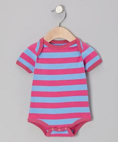 Max + Ella keep your baby cool and stylish in this adorable and 100% organic onesie! Check out the matching hat! On sale: $12.00