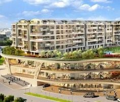 Luxurious Sea View Apartments In Florya, Istanbul - Key Ready - Complex view