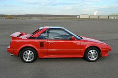 1989 Toyota MR2 Supercharged, 83k mile (sold 11/14 $18k)