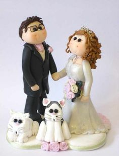 Top That Cards creates cute individual cake toppers and gifts