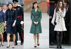 Kate Middleton: seis lições fashion após um ano de realeza