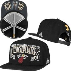 0645d57cd13 Shop NBA Miami Heat Hats Adjustable at NBA Store! Buy the latest in  officially licensed NBA merchandise at the official online store of the NBA.