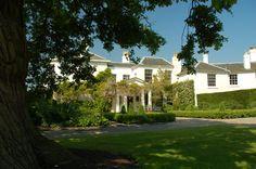 Pembroke Lodge - main entrance