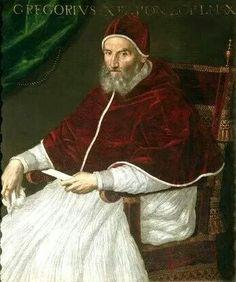 #losapevi? Il 4 ottobre 1582 Papa Gregorio XIII introduce il calendario Gregoriano, oggi calendario ufficiale nella maggior parte del mondo. In Italia il 4 ottobre di questo anno verrà seguito direttamente dal 15 ottobre, saltando 10 giorni.