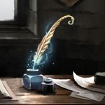 The Magic Quill that lead to Pottermore