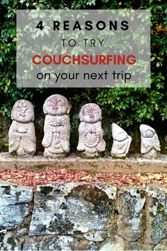 Read why couchsurfing is a great way to travel and why you should definitely give it a try. Couchsurfing is not only budget-friendly but also gives you amazing experiences with locals!