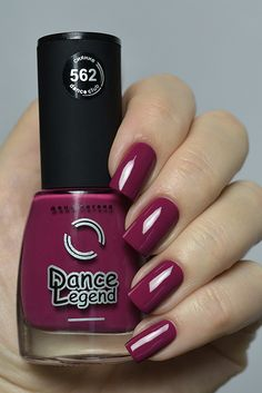 Comme il faut : №562 Dance Legend, Nail Polish, Nail Art, Nails, Comme, Style, Finger Nails, Swag, Ongles