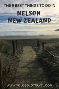 THE 9 BEST THINGS TO DO IN NELSON Stuff To Do, Things To Do, Good Things, Capital Of New Zealand, Nelson New Zealand, World Of Wearable Art, Best Beaches To Visit, Solo Travel, Travel Tips