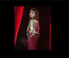 SHOP THE LOOK Cucùlab  Online su: http://www.cocochic.it/it/bambina/1033-maglione-in-lana-con-cuore.html http://www.cocochic.it/it/bambino/1029-pantaloni-prugna.html