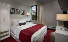 Chelsea boutique hotel room