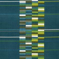 "Textile, ""Causeway"", 1967 http://decdesignecasa.blogspot.it"