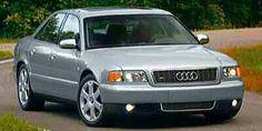 2002 Audi S8 Luxury Sports Sedan