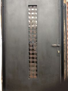 custom metal doors - Google Search