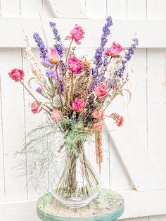 Dried Flower Bouquet, Dried Flowers, Dried Flower Arrangements, Home Flowers, Plant Decor, Decoration, Plant Hanger, Flower Power, Planting Flowers