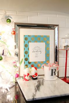 Marvelous Christmas Home Tour Less Than Perfect Life of Bliss home diy