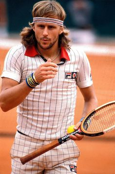 the all-time 25 most stylish tennis players - i-D