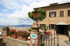 Albergo Villa Nencini nel Volterra, Toscana