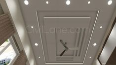 False ceiling design for hall Drawing Room Ceiling Design, Plaster Ceiling Design, Gypsum Ceiling Design, House Ceiling Design, Ceiling Design Living Room, Bedroom False Ceiling Design, Pop Design For Roof, Design Bedroom, False Ceiling For Hall