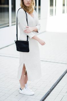 Click the image to shop the outfit | #shoptheblog ♡ foryourlife in a maxi knit dress