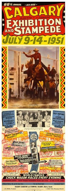 POSTER TEXAS RODEO BRONC RIDING HORSE COWGIRL SPORT USA VINTAGE REPRO FREE S//H