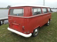 vw t2 t2a deluxe 1970