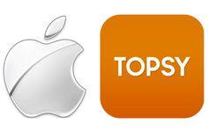 Apple adquire Topsy, startup de análise de tuítes, por mais de USD 200 milhoes http://www.bluebus.com.br/apple-adquire-topsy-startup-de-analise-de-tuites-por-mais-de-usd-200-milhoes/