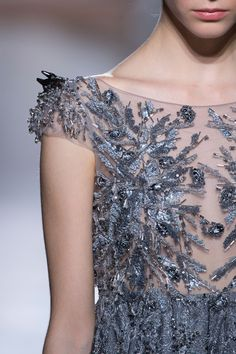Pewter on trend.  Tony Ward