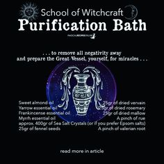 Wicca, Magick, Witchcraft For Beginners, Ritual Bath, How To Dry Rosemary, Frankincense Essential Oil, Epic Art, Book Of Shadows, Runes
