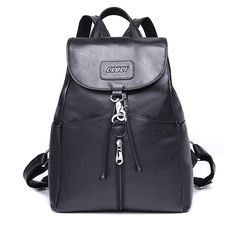 Cluci Women Leather Backpack Purse Satchel Shoulder School Bags for College    Discover this special product d908ba27ab734