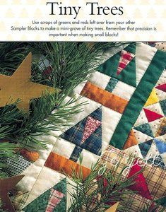 Image detail for -... Quilt Block Woodland Santa Quilt Holiday Linens Quilting Patterns