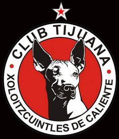 Escudo Club Tijuana Xoloitzcuintles de Caliente, México, quién ganó la Liga Mexicana en el 2012