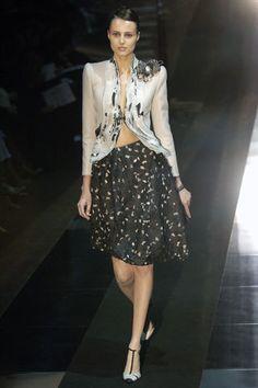 Armani Privé Spring 2006 Couture Fashion Show - Ana Paula Barros (METROPOLITAN)