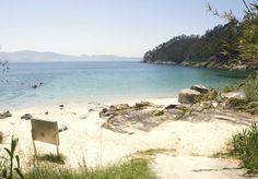 #Playa de Area de Agra, #Sanxenxo, #Galicia