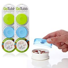 GoTubb 6 Pack now featured on Fab.