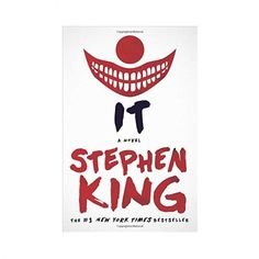 """It, by Stephen King - As Carrie Bradshaw—and the children of South Carolina—would say, """"Nothing's scarier than a clown."""" The recent hysteria over clown attacks proves we are not, and may never be, over our fear of these makeup-ladenmonsters, and for that we can thank Stephen King's It. Apparently, a Clown Lives Matter movement has recently launchedin reaction to all this bad press, which makes us feel sad. The only thing worse than a scary clown is a dejected, underemployed clown. Maybe…"""