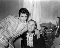Elvis Presley und Dewey Phillips: The Making of Daddy-O-Dewey